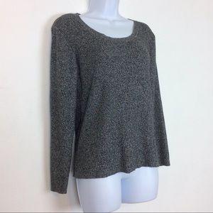 Liz Claiborne Sweaters - Liz Claiborne Woman | Flecked Pullover Sweater